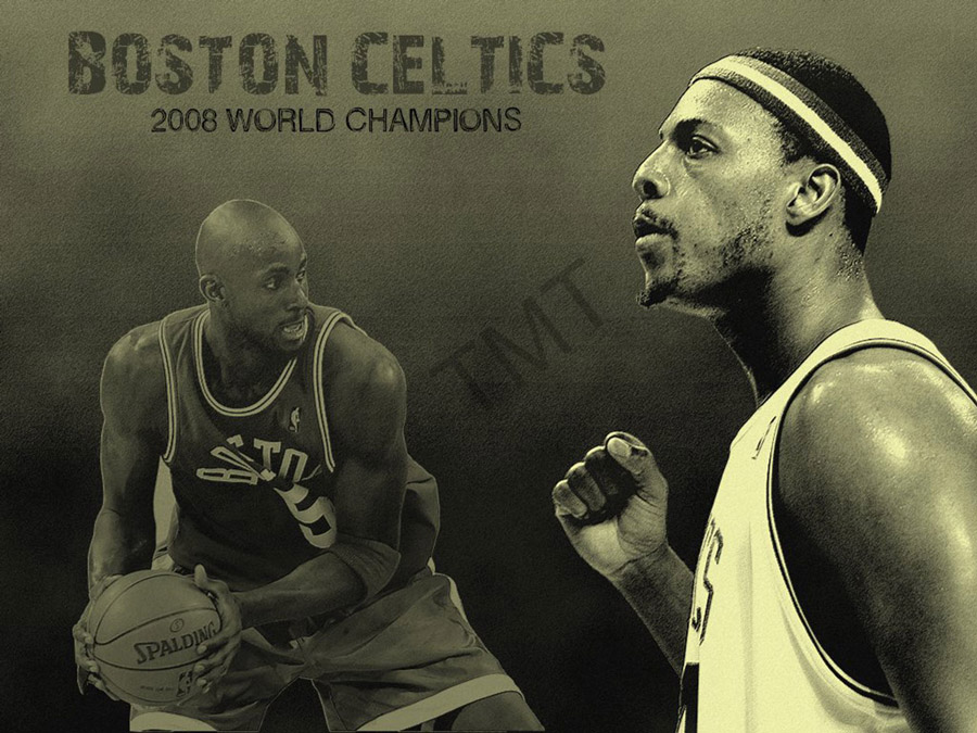 Celtics 2008 NBA Champions Wallpaper