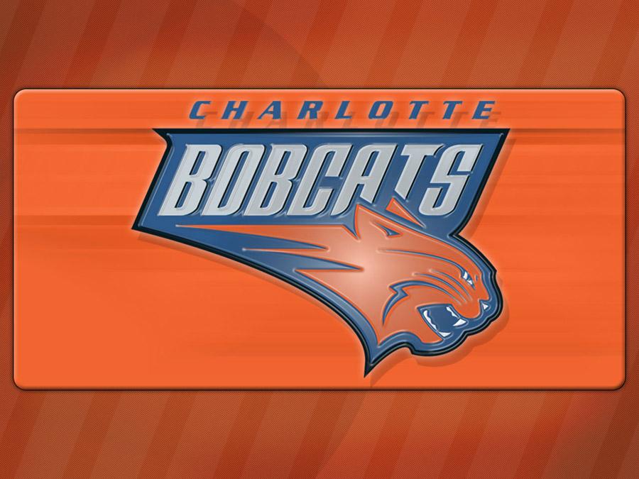 Charlotte Bobcats Logo Wallpaper