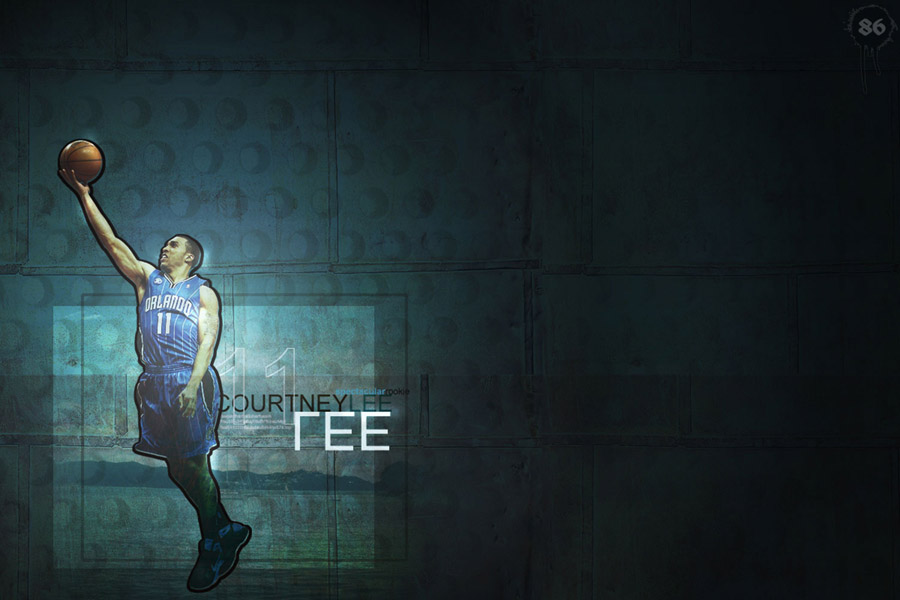 Courtney Lee Widescreen Wallpaper