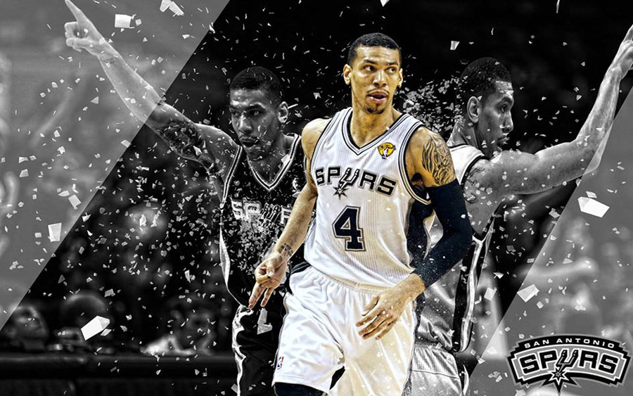 Danny Green 2013 NBA Finals 1280x800 Wallpaper