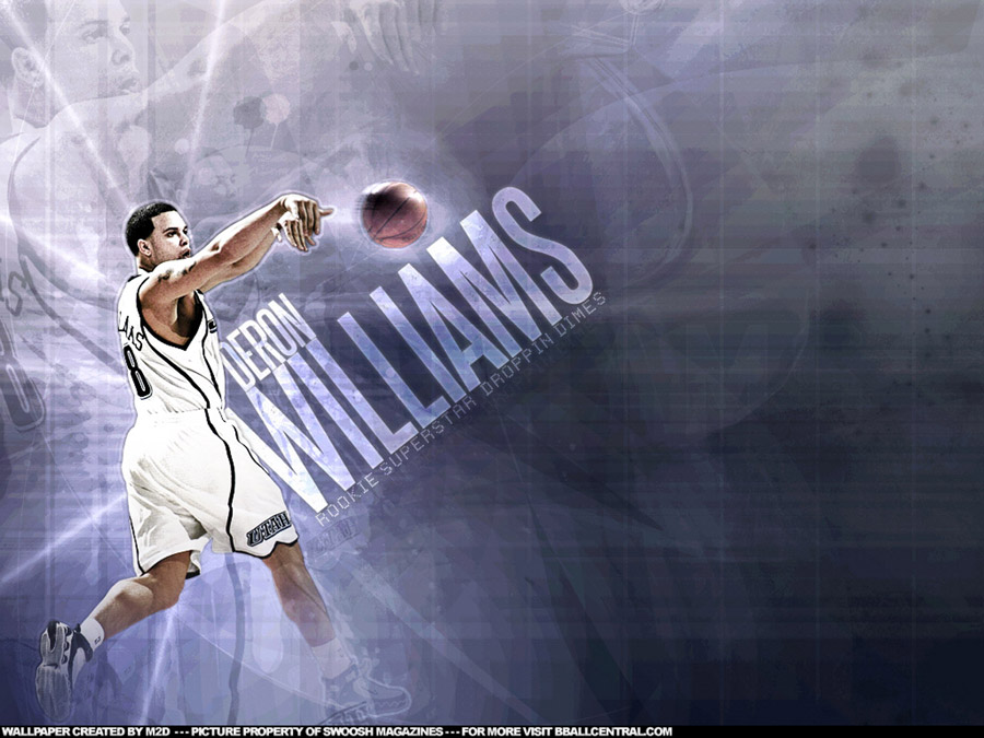 Deron Williams Passing Wallpaper