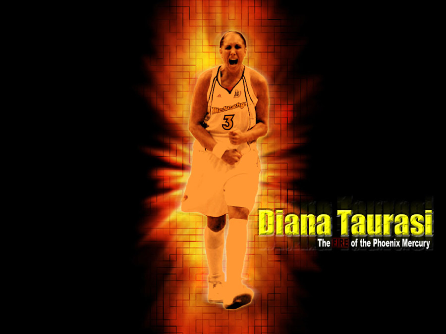 Diana Taurasi Wallpaper