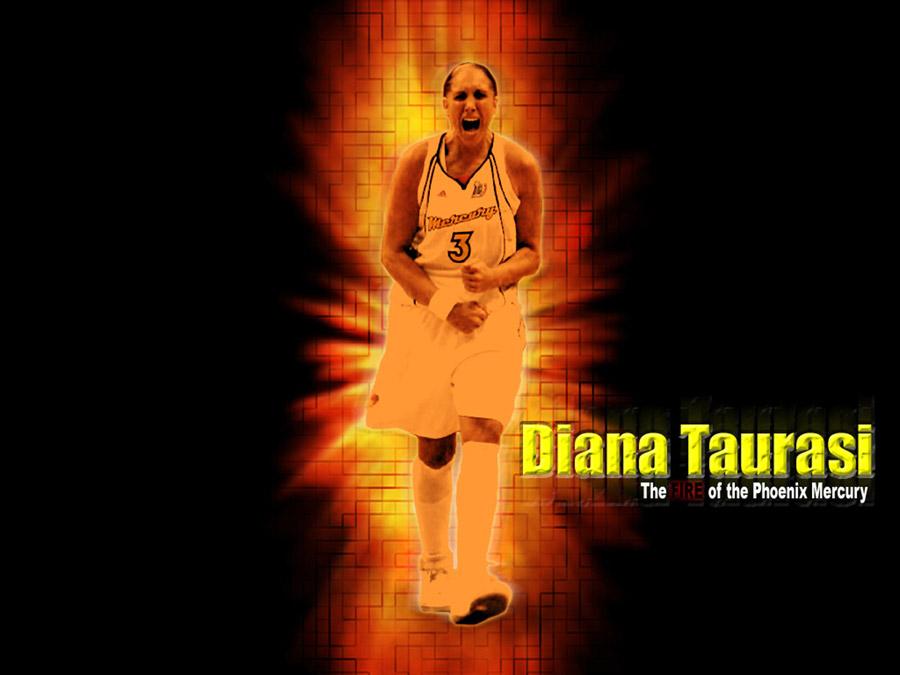 Diana Taurasi Wallpaper
