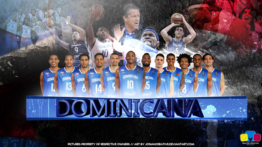 Dominican Republic National Team 2012 1600x900 Wallpaper