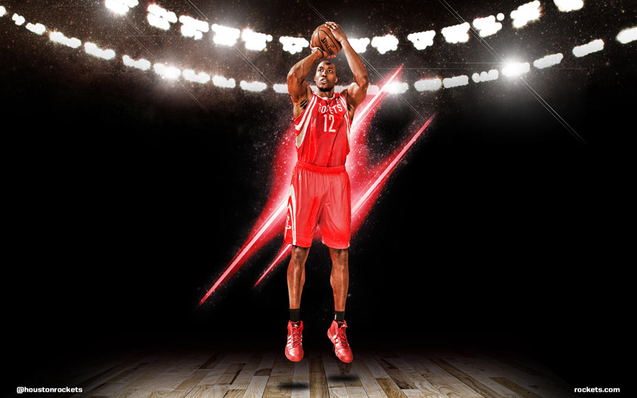 Dwight Howard Rockets 1920x1200 Wallpaper