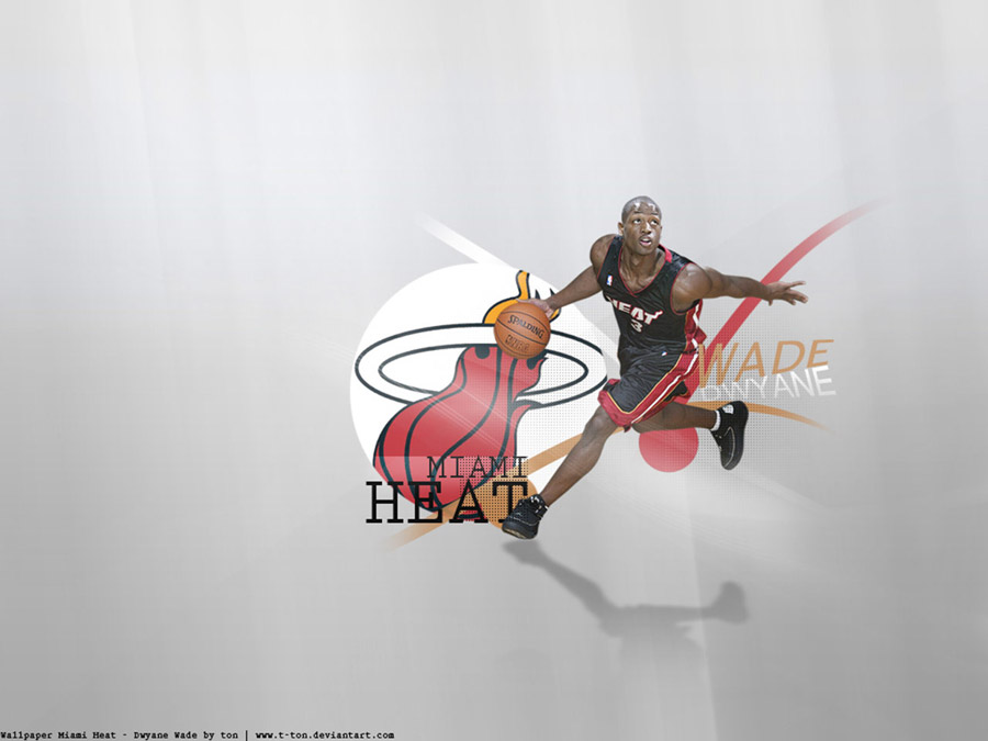 Dwyane Flash Wade Heat 1280x960 Wallpaper