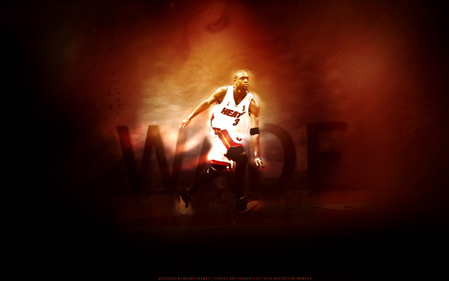 Dwyane Wade 1440x900 Wallpaper
