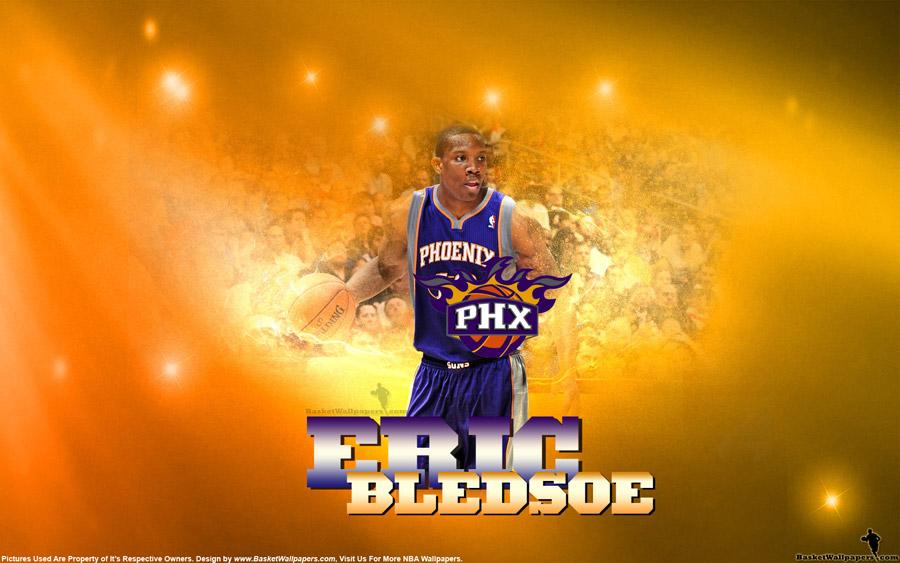 Eric Bledsoe Phoenix Suns 2013 1680x1050 Wallpaper