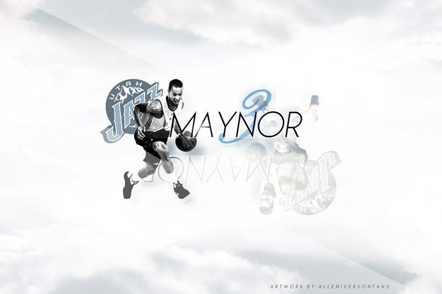 Eric Maynor Widescreen Wallpaper