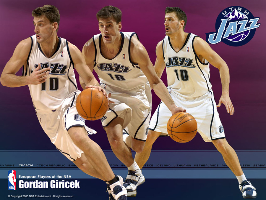 Gordan Giricek Jazz Wallpaper