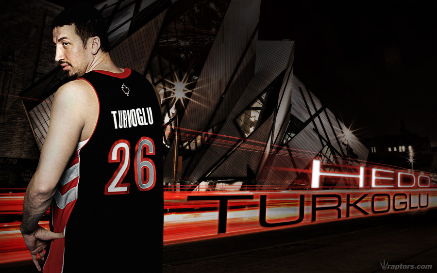 Hedo Turkoglu Raptors 1680x1050 Wallpaper