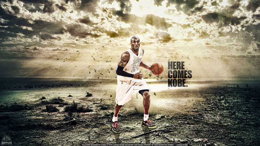 Here Comes Kobe 1920x1080 Wallpaper