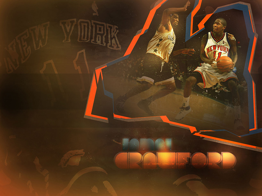 Jamal Crawford Knicks Wallpaper