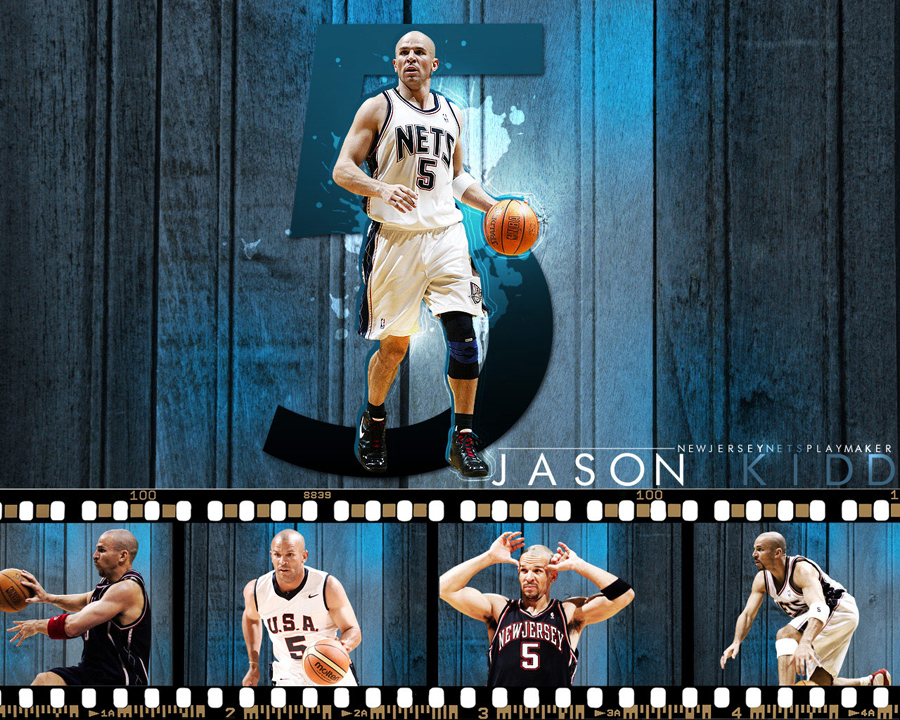 Jason Kidd Nets Wallpaper