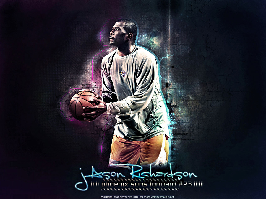 Jason Richardson Suns Wallpaper