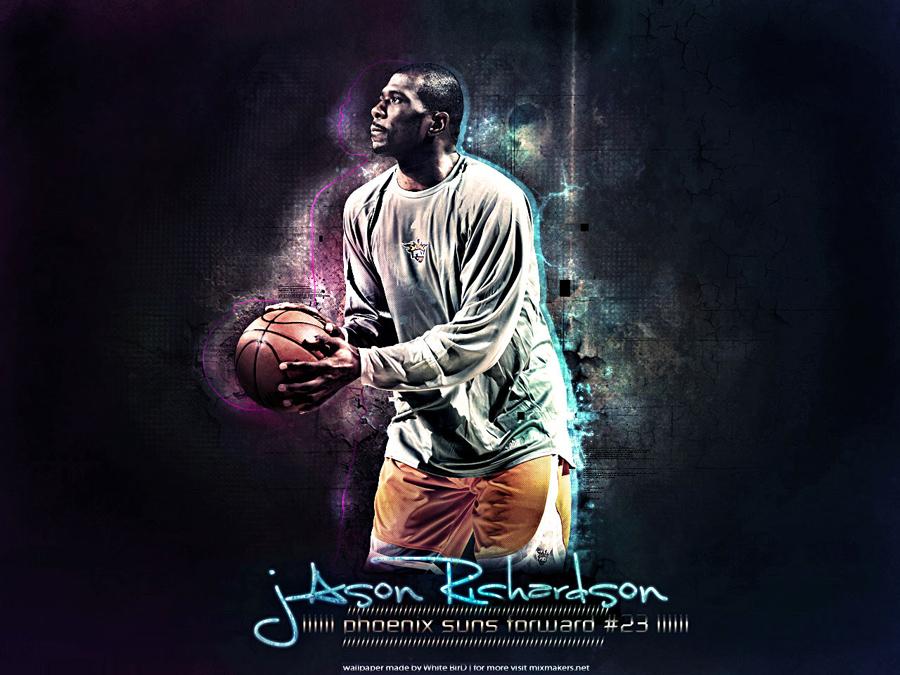 Jason Richardson Suns Wallpaper