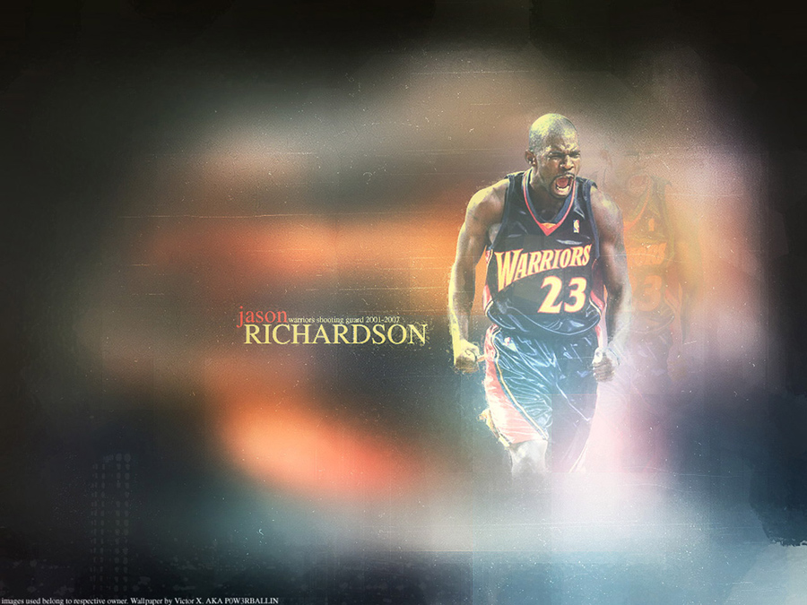 Jason Richardson Warriors Wallpaper
