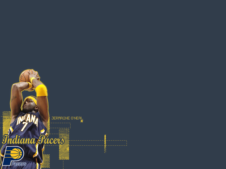 Jermaine O'Neal Wallpaper