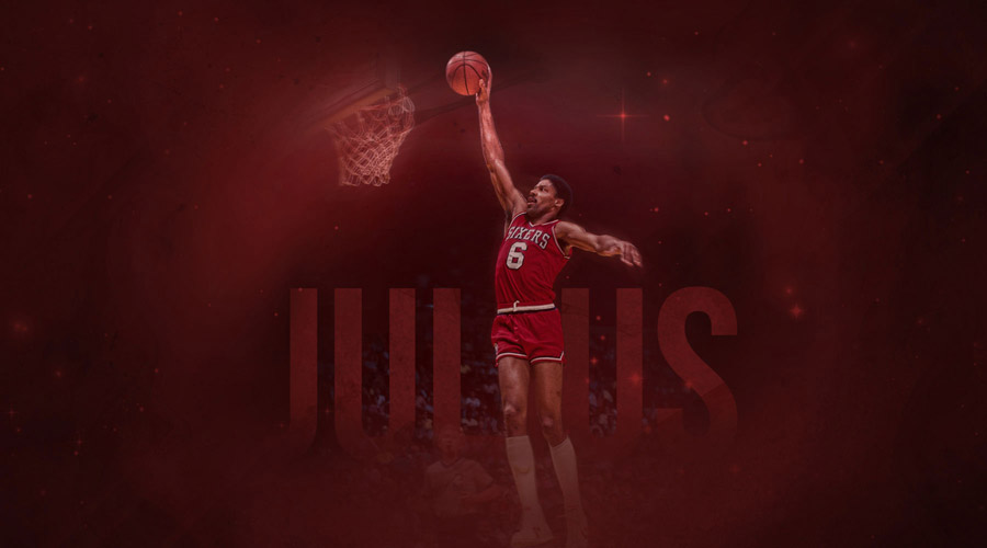 Julius Erving 1800x1000 Wallpaper