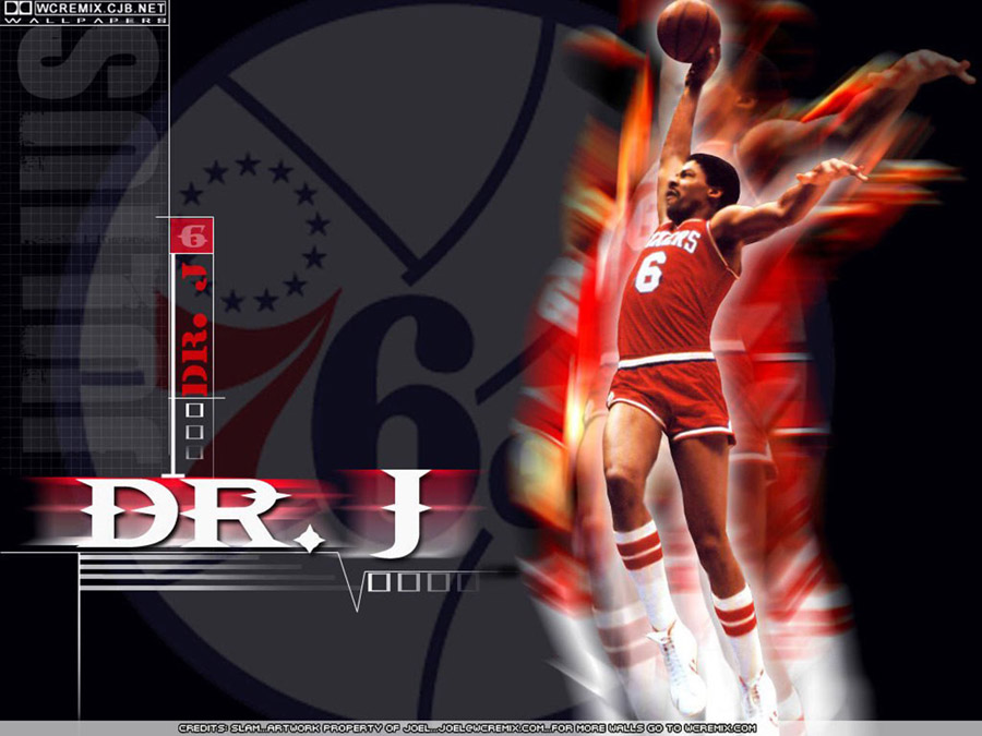 Julius Erving Wallpaper
