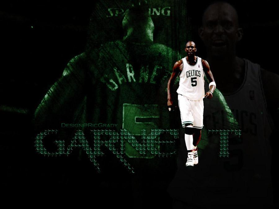 KG Celtics 2010 Wallpaper