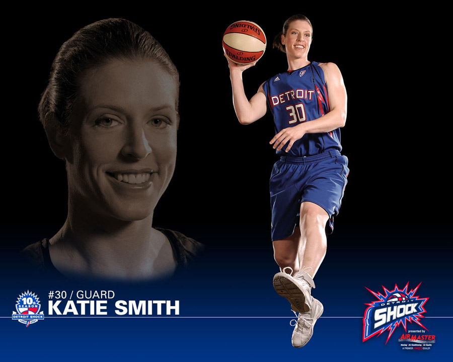 Katie Smith Shock Wallpaper