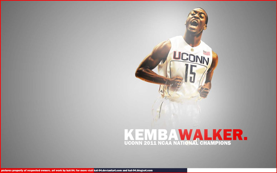 Kemba Walker NCAA Champion 2011 Widescreen Wallpaper