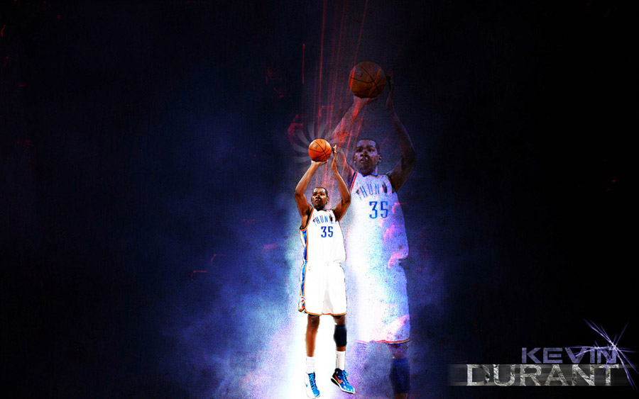 Kevin Durant 1440x900 Thunder Wallpaper