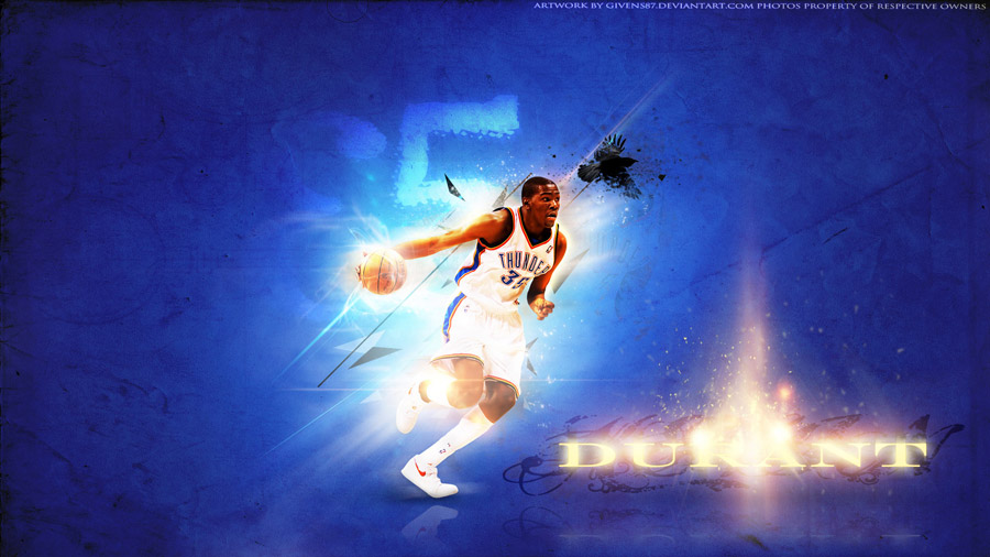 Kevin Durant 2012 NBA Finals 1920x1080 Wallpaper