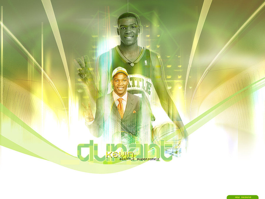 Kevin Durant Draft Wallpaper