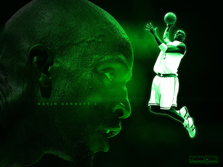 Kevin Garnett Celtics Wallpaper