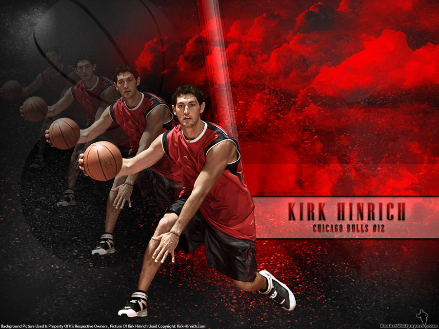 Kirk Hinrich Wallpaper