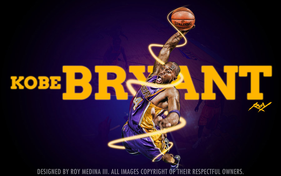 Kobe 2011 Dunk Widescreen Wallpaper