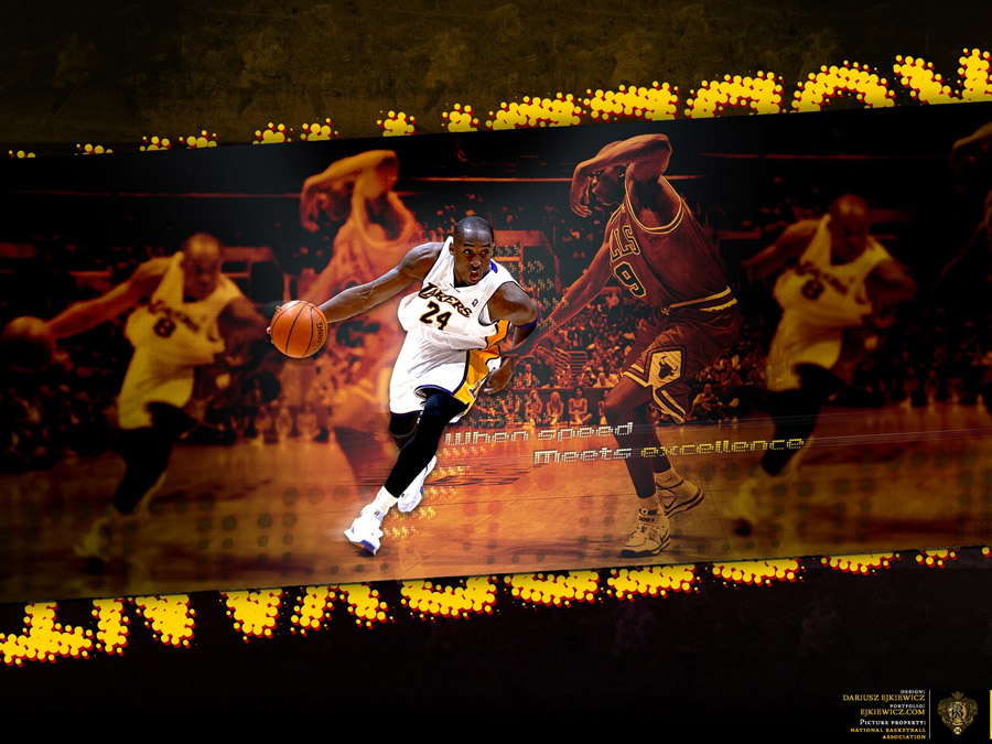 Kobe Bryant 24 Wallpaper