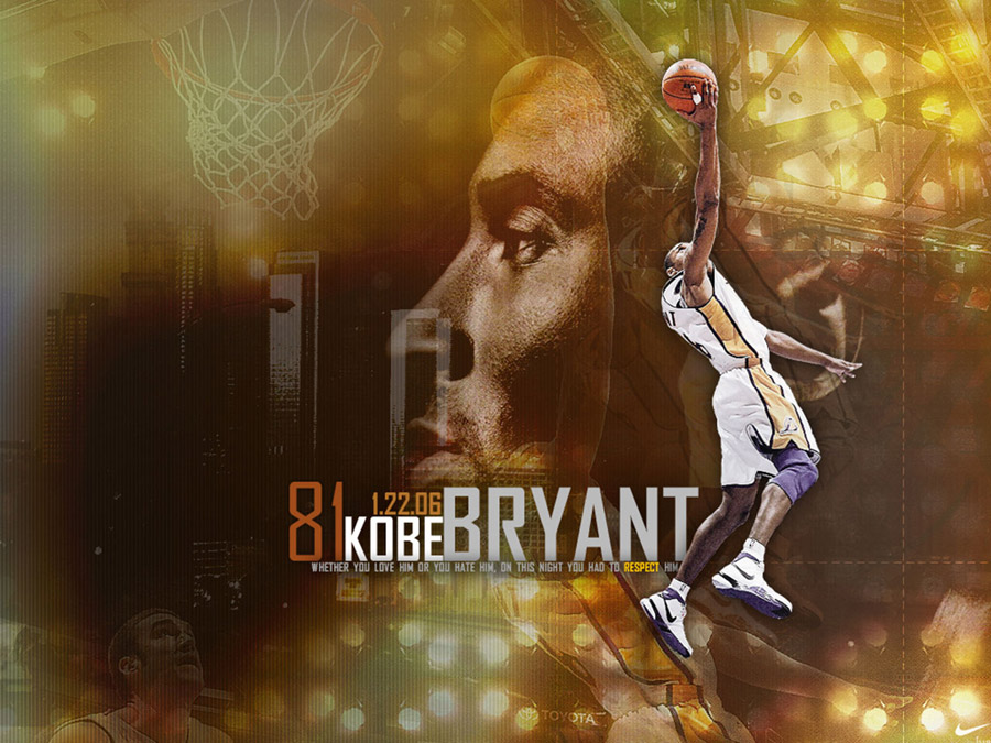 Kobe Bryant 81 Points Game Wallpaper