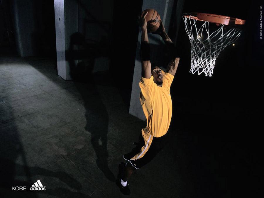 Kobe Bryant Adidas Wallpaper