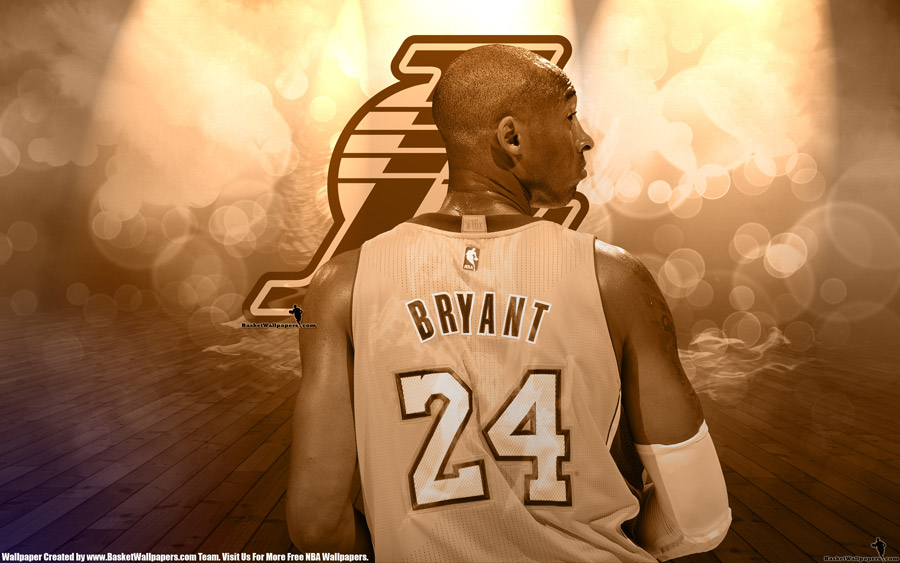 Kobe Bryant LA Lakers 2014 Wallpaper