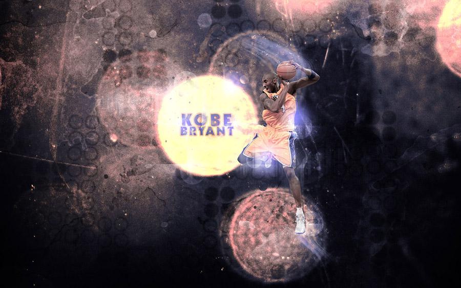 Kobe Bryant Lakers 1440x900 Widescreen Wallpaper