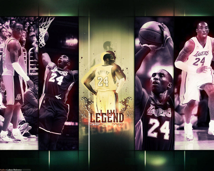 Kobe Bryant Legend Wallpaper