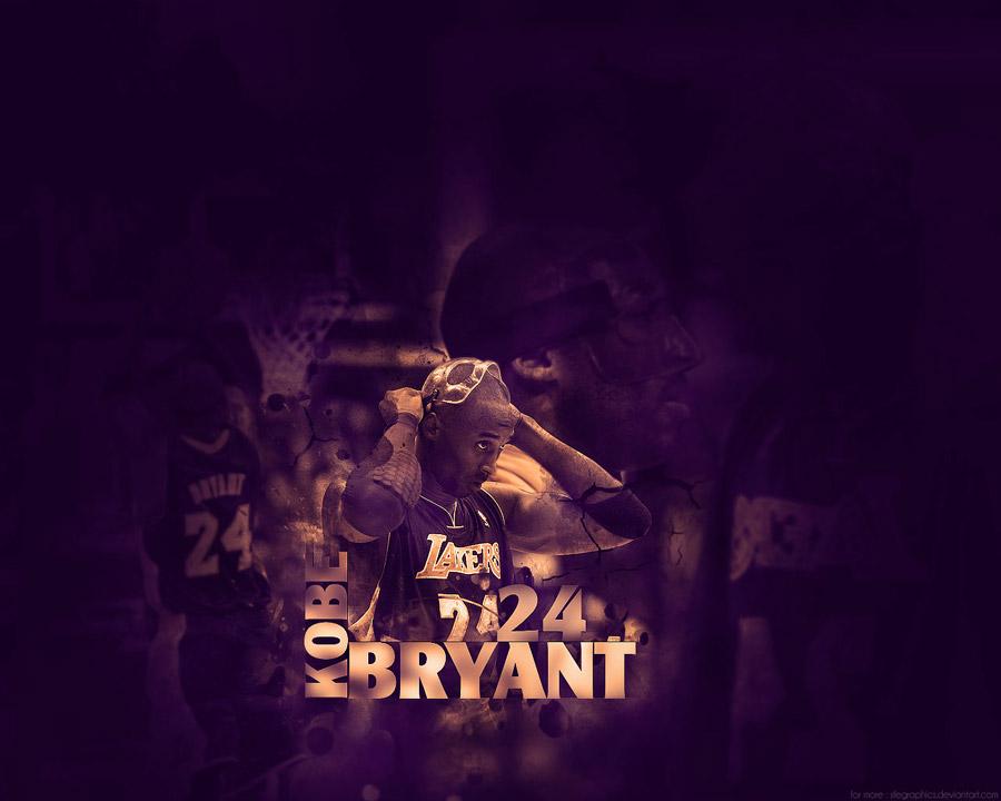 Kobe Bryant Masked 2012 Wallpaper