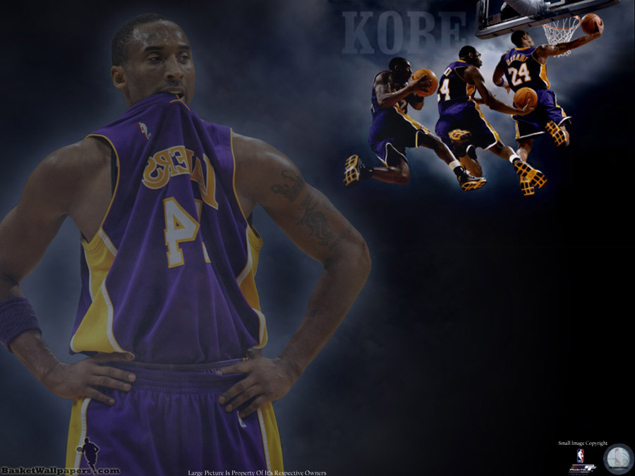 Kobe Bryant Sky Dunk Wallpaper