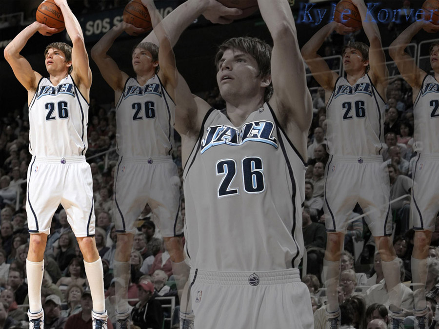 Kyle Korver Jazz Wallpaper