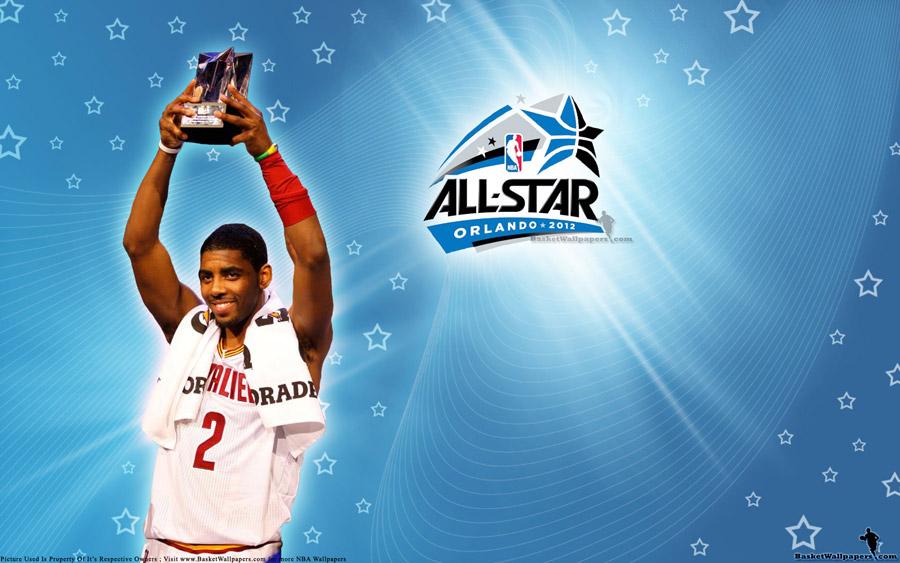 Kyrie Irving 2012 Rising Stars Challenge MVP Wallpaper