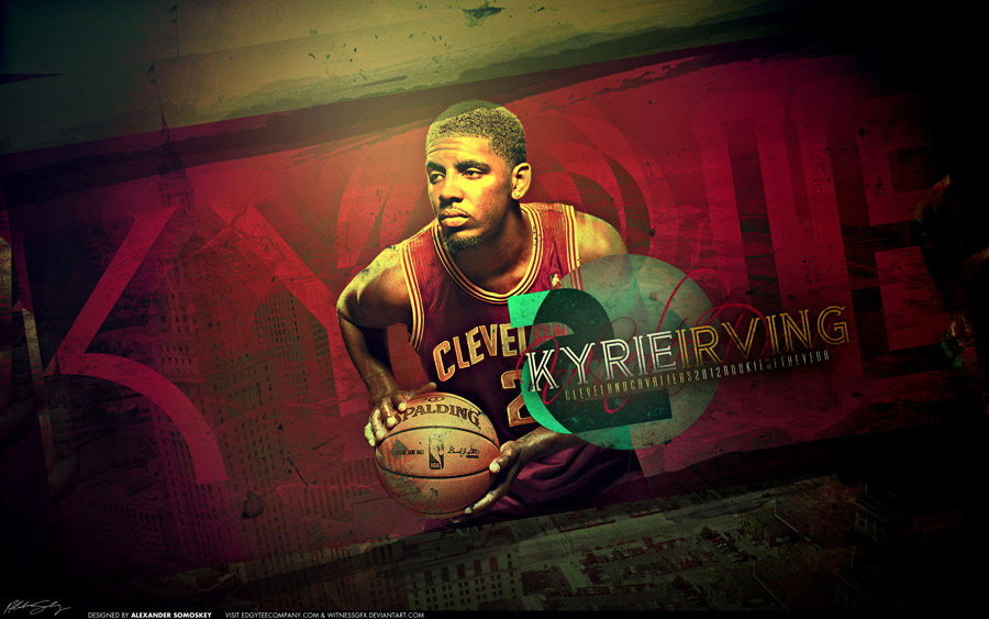 Kyrie Irving 2013 Wallpaper