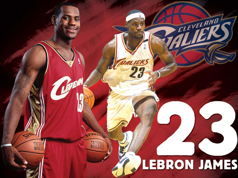 LeBron James Cavaliers Wallpaper