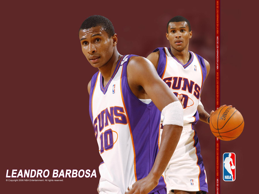 Leandro Barbosa Wallpaper