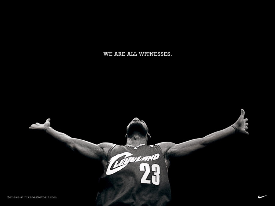 LeBron James Witness Wallpaper