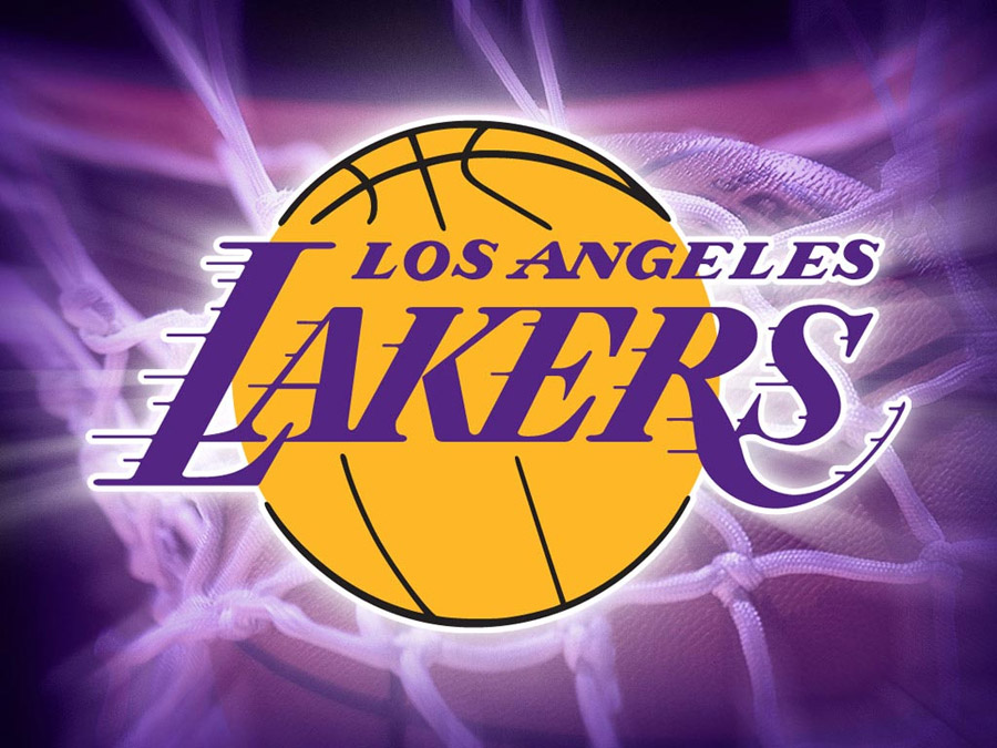 Los Angeles Lakers Logo Wallpaper