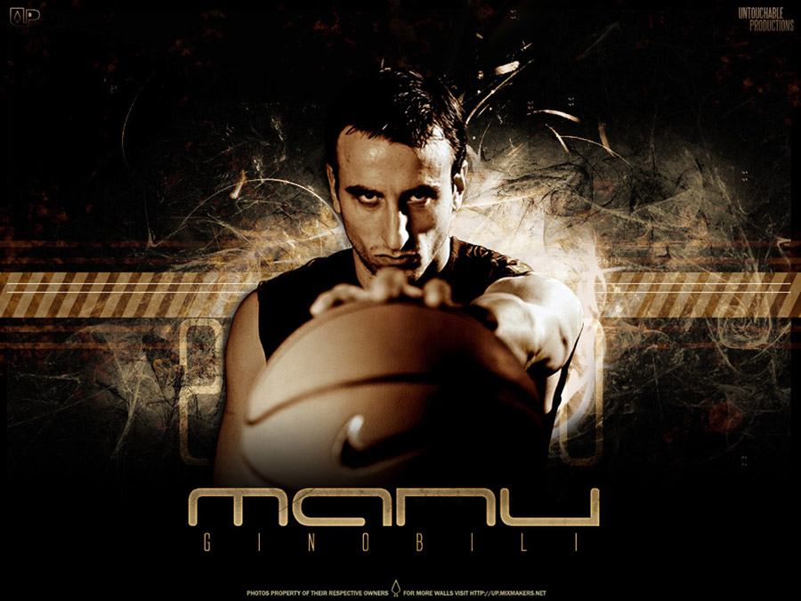 Manu Ginobili Wallpaper