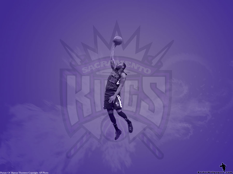Marcus Thornton Kings Wallpaper